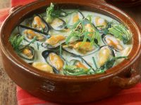 Shellfish and Herb Soup recipe