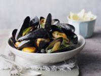 Shellfish and Shallot Broth recipe