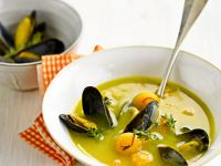 Shellfish Broth recipe