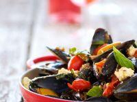 Shellfish Stew with Tomatoes recipe