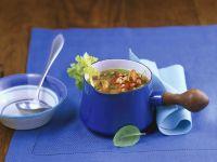 Shellfish-Vegetable Soup