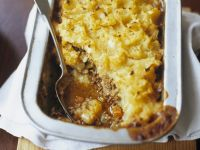 Potato-topped Beef Pie recipe