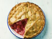 Shortcrust Two Fruit Pie recipe