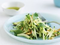 Shredded Veggie Salad recipe