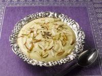 Shrikhand (Indian Yogurt Dessert with Exotic Fruit) recipe