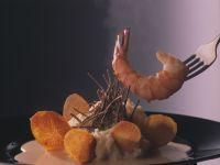 Shrimp and Mashed Potatoes recipe