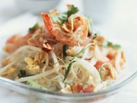Shrimp and Noodle Salad recipe
