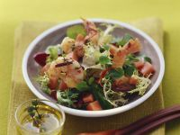 Shrimp and Papaya Salad recipe