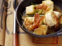 Shrimp and Tofu Fry recipe