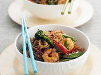 Shrimp and Veggie Stir-fry recipe