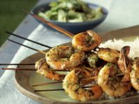 Shrimp Brochettes recipe