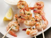 Shrimp Brochettes recipe