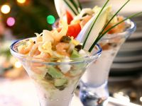 Seafood Salad Appetisers recipe