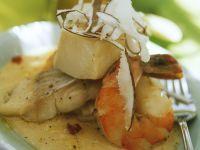 Shrimp Fish Stew in Coconut Milk recipe