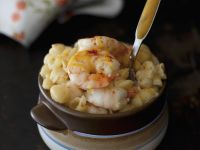 Shrimp Mac and Cheese recipe