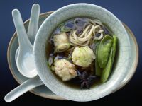 Shrimp Noodle Soup recipe