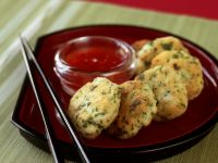 Shrimp Patties with Dip recipe