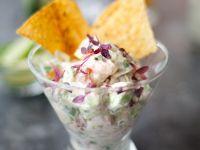 Shrimp Salad Appetiser recipe