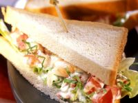 Shrimp Salad Sandwiches recipe
