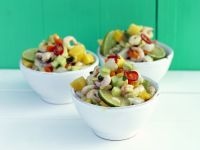 Shrimp Salad with Mango recipe