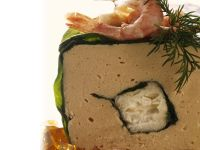 Shrimp, Trout and Salmon Terrine with Aspic recipe