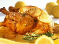 Sicilian Lemon Chicken recipe