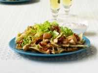 Simple Chicken Nachos recipe