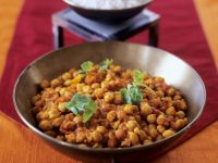 Simple Chickpea Curry recipe