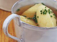 Simple Dumpling Soup recipe