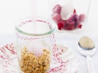 Simple Granola Breakfast recipe