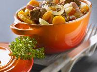 Simple Meat Casserole recipe