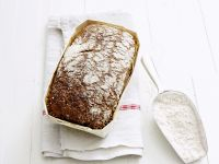 Simple Oatmeal Bread recipe