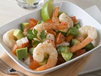 Simple Shrimp Salad recipe