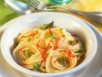 Simple Spicy Pasta recipe
