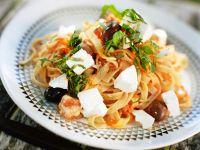Lactose-Free Pasta Salad recipe