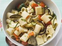 Simply Grilled Vegetables in Pasta Salad recipe
