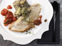Skate Wing with Caper Sauce recipe