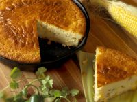 Slice of Jalapeno Cornbread recipe