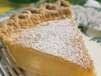Slice of Tarte Au Citron recipe