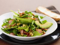 Sliced Avocado Salad recipe