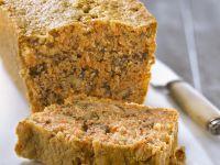 Sliced Carrot Loaf recipe