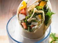 Sliced Chicken Tortillas recipe