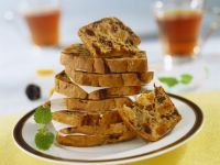 Sliced Fruit Bread recipe