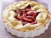 Sliced Fruit Tart recipe