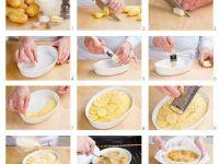 Sliced Potato Bake recipe