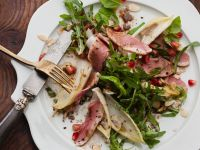Sliced Poultry with Endive recipe