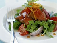 Sliced Thai Beef Salad recipe