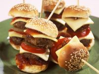 Sliders on a Stick recipe