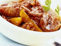 Slow-cooked Gourmet Stew recipe