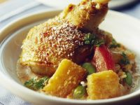 Slow-cooked Sri Lankan Chicken recipe